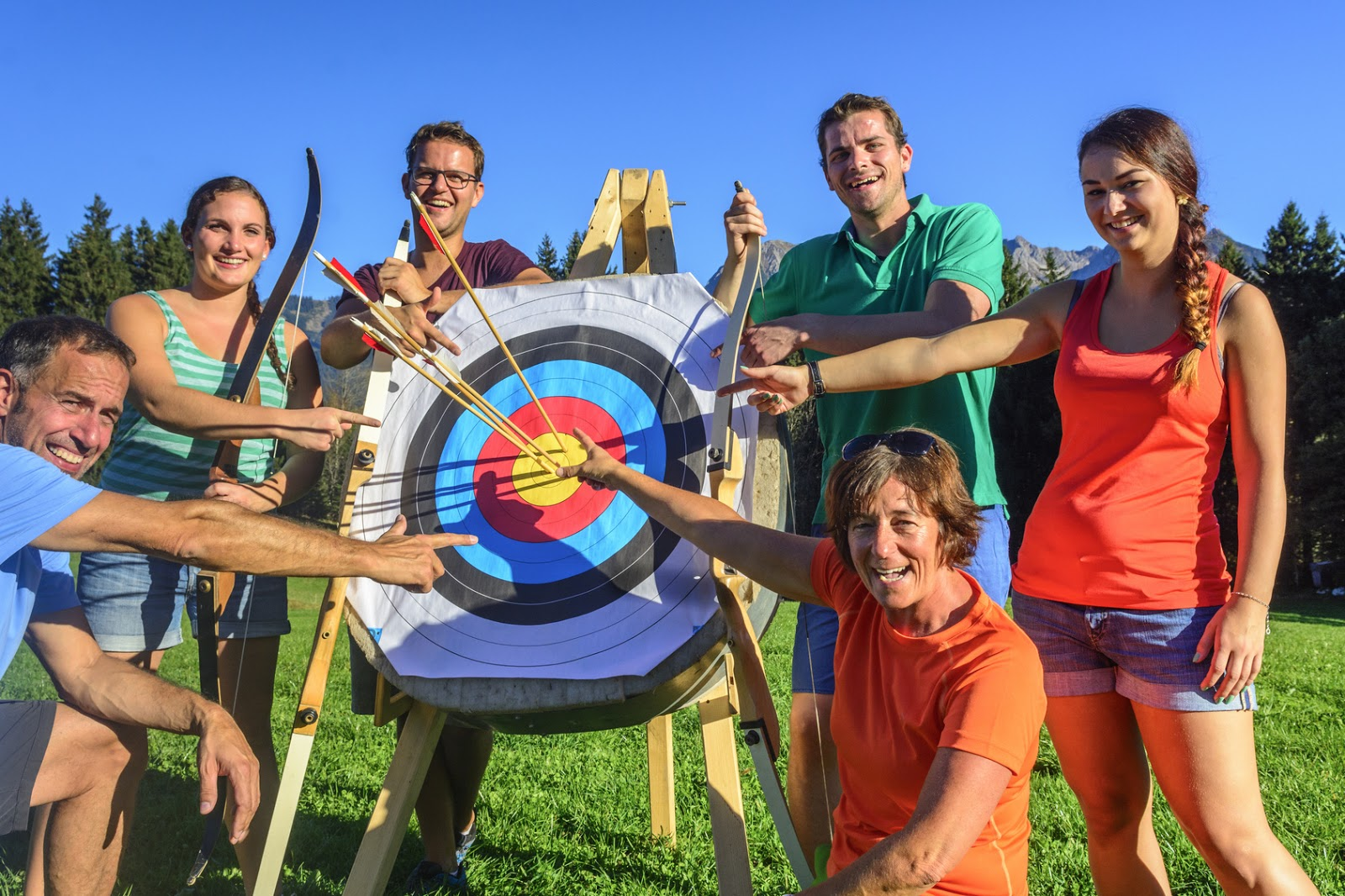 How to Shoot Better Groups With a Bow