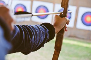 How to Shoot a Bow and Arrow Accurately