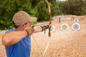 How to Prevent Bow String from Hitting Arm