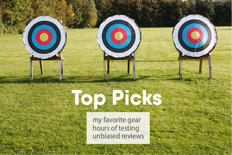 top picks for archery gear