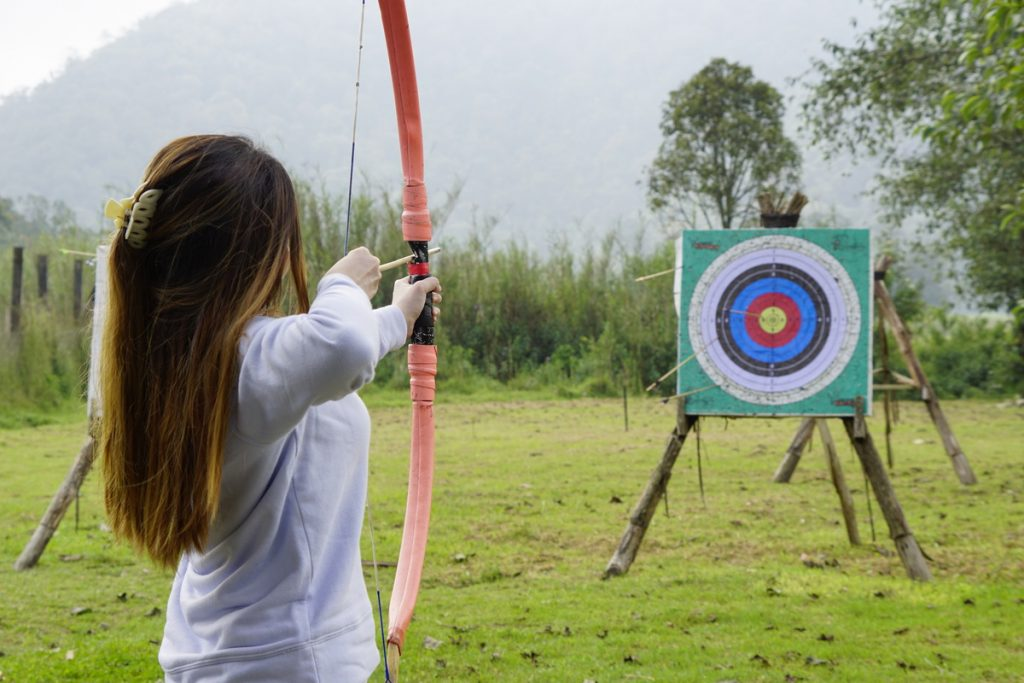 the complete list of archery equipment