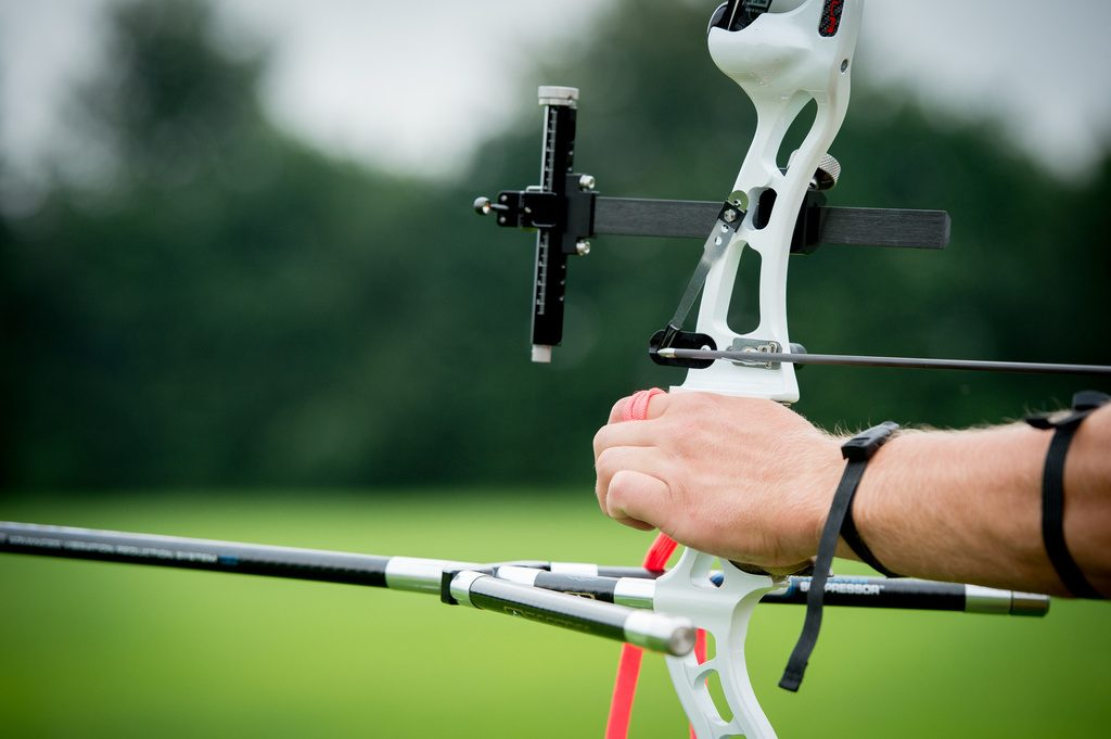 how to measure draw length in archery