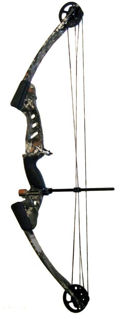 Compound bow example
